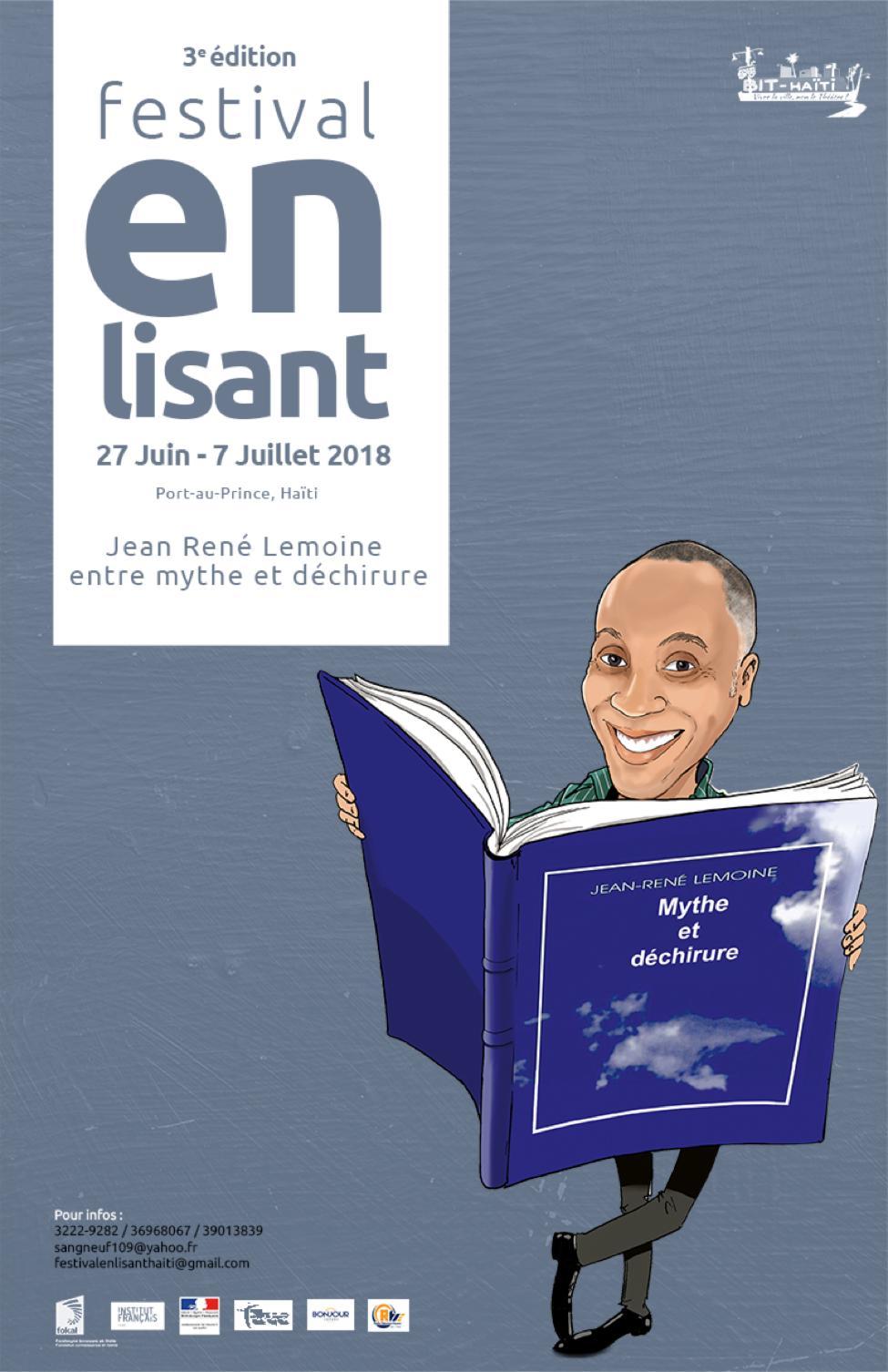 iciHaïti – Culture : 3ème Édition du Festival de Théâtre en lisant
